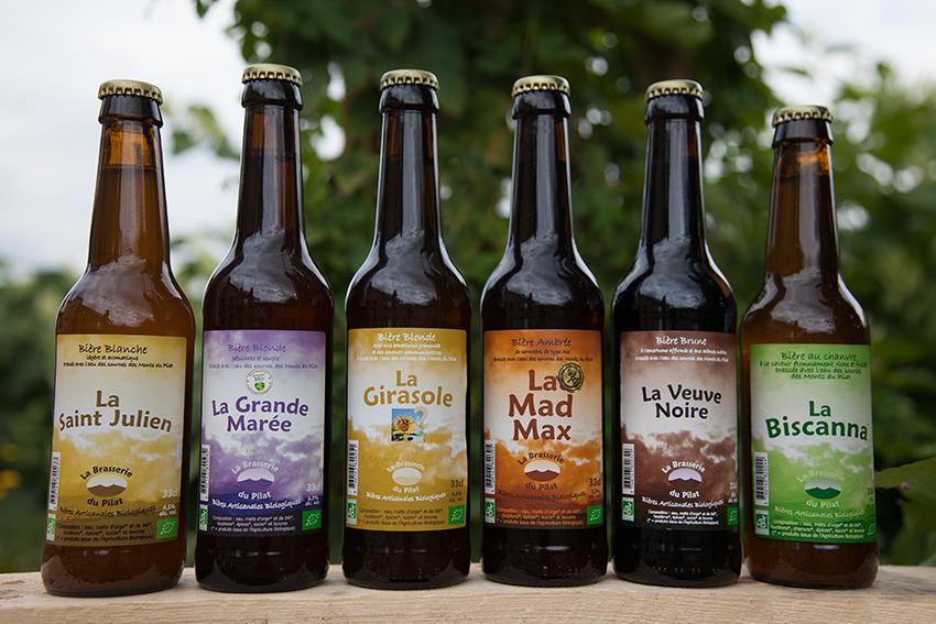 Les bières du Pilat